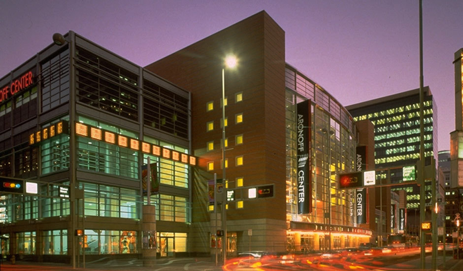 Aronoff Center for the Performing Arts